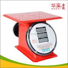 150kg China industries digital electronic double sides display price computing and weighing scales