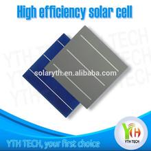 De alta eficiencia 3 autobús barras de un grado, 6*6 4.2w policristalino de la célula solar para la energía solar sistema