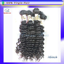 Queen hair weaving curly Brazilian hair 3pcs lot unprocessed jerry curl human virgin hair, overnight free shipping by DHL