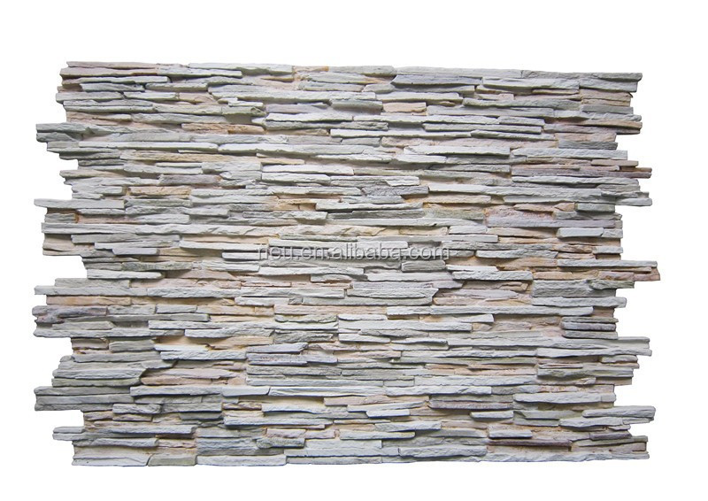 Rigid foam insulation polyurethane stone 3d stylish rock for Rock wall insulation