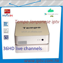 Hot new products for 2015 japan tv box with VOD japanese moives + japanese hd sex pron video tv box+youtube yourporn iptv