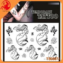 Body Tattoos Stickers,Black Hot Sale Tattoo Sticker,Body Tattoo Stickers Yiwu Jewelry