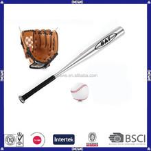 popular baseball set best price promotional gift aluminum baseball bat