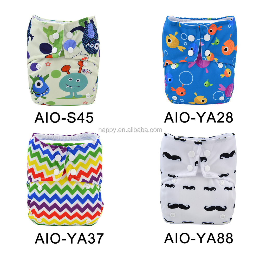 2014 Newest Diapers Baby Printed Diaper Manufacturer Sleepy Baby Diaper