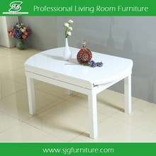Adjustable Dining Table design Round Folding Dining Table