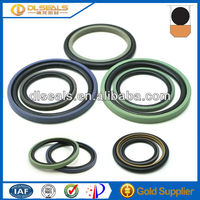 Rubber machinery glyd seal ring