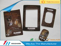 hot sale magnetic picture frame for advertising