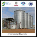 de acero de grano silo para el almacenamiento de arroz