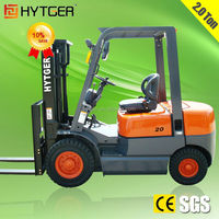 Cheap Price Diesel 2 Ton Used Forklift for Sale