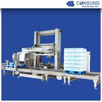 cement package high quality palletizer machine