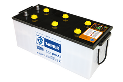 MF Car battery, Dry charged battery for car from china