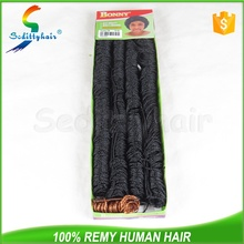Regular Wave nature girl hair weave with rapid delivery
