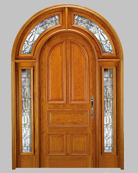 E top de madera de la puerta y de la ventana de la for Fabricacion puertas madera