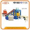 Alibaba Hot seller at 2015 Hydraulic Vibration Concrete Block Making Machine Cement Hollow Block Making Machine