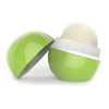 Hot sale!!! High Quality Colorful Cute Round Ball LIp balm OEM