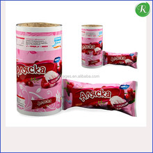 New product colored pe plastic produce bags on rolls