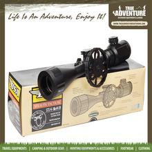 True Adventure TA8-013 Outdoor 2015 STS4-16X44IR Tactical Mil-dot illuminated Focus Hunting Scope