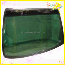 Tempered&safety&laminated glass for bus