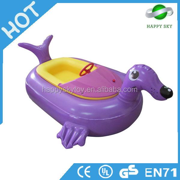 Hot Sale Bumper Boats Motorized Motorized Pool Boat