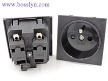 Customized new arrival electric 15 amp power socket