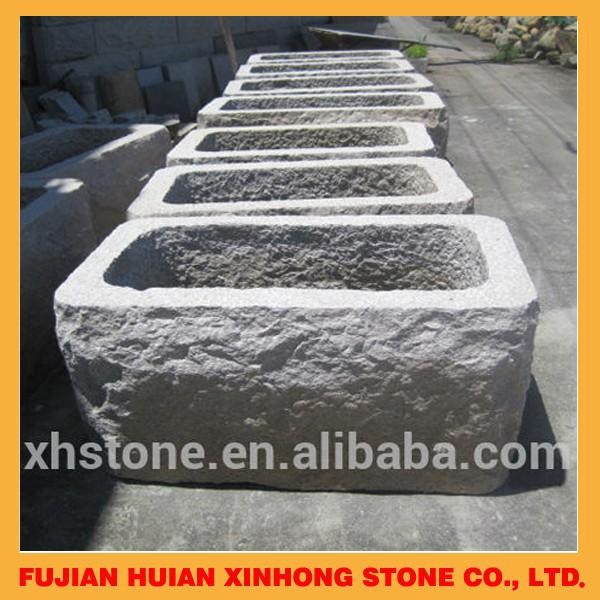 grote tuin vrijstaande stenen wasbak voor dierenstenen tuin productenproduc # Wasbak Tuin_232458