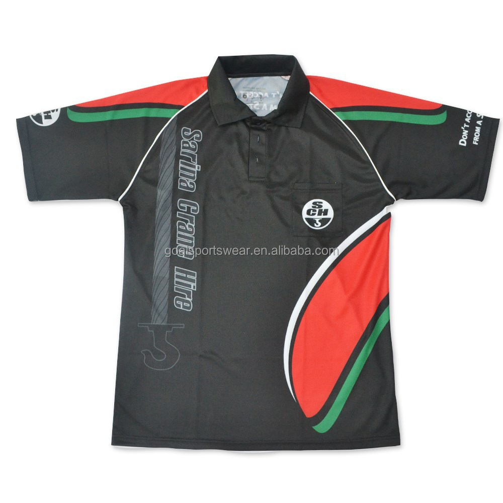 100 polyester sports dri fit customized sublimation polo for Women s dri fit polo shirts wholesale