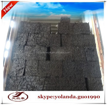 rectangular/square steel pipe/tubes/hollow section galvanized/black annealing