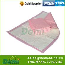 Wholesale customized kinds of sizes pet dog training pads 54cm