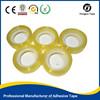yellowish stationery bopp tape