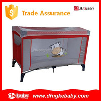 china baby playpen manufacturer,plastic travel cot bed baby,baby portable crib playpen made in china DKP2015267
