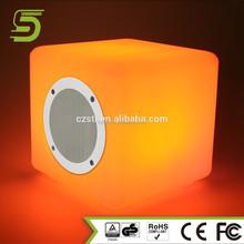 Crystal sound music angel usb flash drive bluetooth speaker