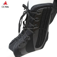 Alibaba Express ankle fracture sprain lace up ankle strap brace ankle support