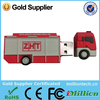 2015 New Design Truck Shaped USB, Fire Truck Shaped USB, Customized Truck Shaped USB