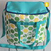 New design factory made cheap portable bottle wine cooler tote bag