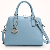 GL635 2015 new arrivals womenleather quality fashion star handbags