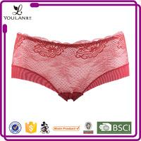 Valentine'S Day Gifts Heartless Wonderful Sexy Transparent Women Underwear / Bikini