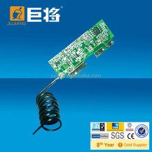 Wired PCB Board Superregenerative Decoder rf receiver module JJ-JS-01