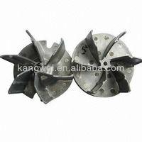 ISO9001 aluminum Die casting impeller