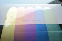 Yunzhu Rainbow pearl colored pigment gold spray powder paint