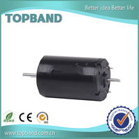 22mm diameter brush electric motor 12v high power for medical application
