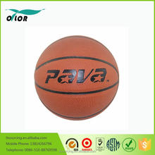 Factory price team sports outdoor games basketballs