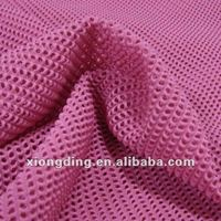 new design 100% poly mesh fabric for lining