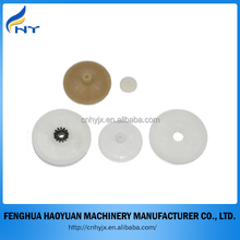 High strength plastic gears for toys, small plastic wheel gears for good quality