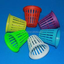 Hot Sale 2'' white Plastic Net Pots