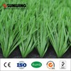 Decorative artificial wheat grass for indoor soccer