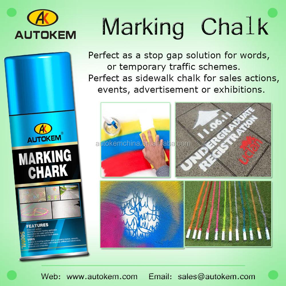 Temporary Marking Spray Paint