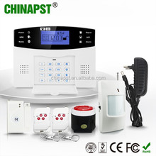 CE,FCC,ROHS certification 2015 New Product GSM security house alarms with 99 Wireless & 7 Wired Zone PST-GA997CQ