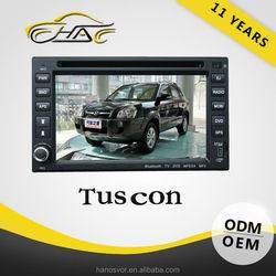 car radio 2 din for hyundai tucson with bluetooth tv ipod gps car