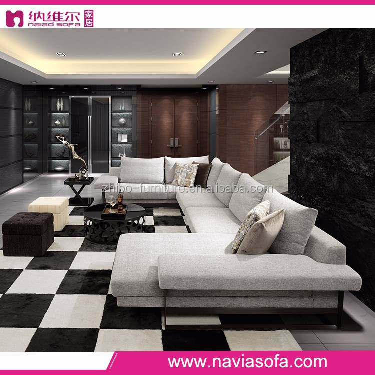 Elegant modern living room furniture modern house for Elegant living room furniture