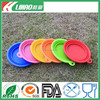 Special Design Foldable silicone pet travel bowls